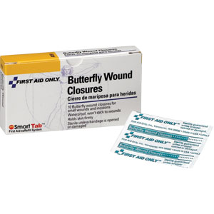 Butterfly Bandage, 10/Box