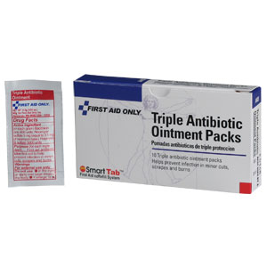 Triple Antibiotic Ointment, 10/Box