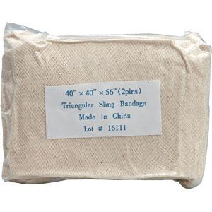 Triangular Sling Bandage w/2 Safety Pins