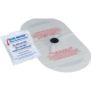 CPR Pack, 1 Set/Box