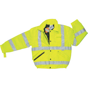 JACKET LIME L BOMBER CL3