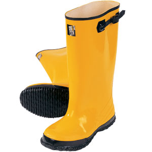 Rubber Slush Boot, Size 14
