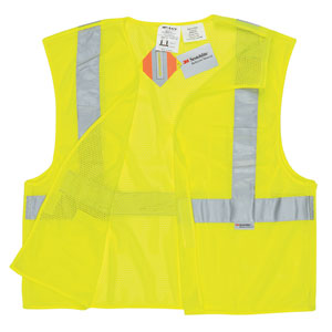 Flame Resistant Tear Away Vest, 3XL