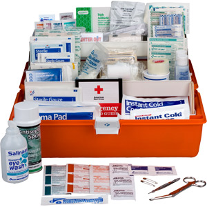 272 Piece Response First Aid Kit
