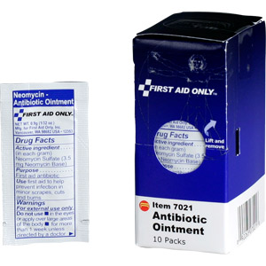 Antibiotic Ointment, 10/Box