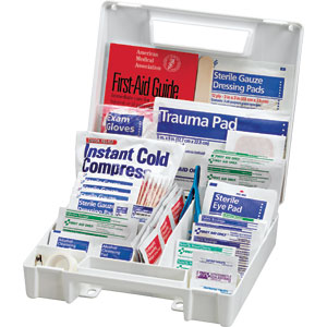 All Purpose First Aid Kits Plastic