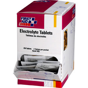 Electrolyte Tablets, 220 mg