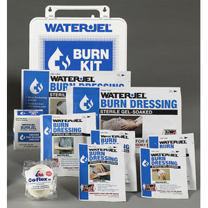 Water-Jel Sterile Premium Burn Kit