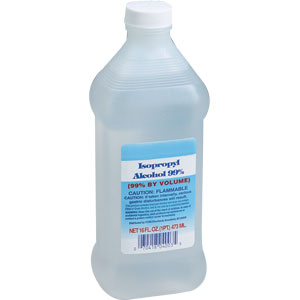 Isopropyl Alcohol 70% by Volume