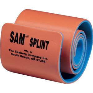 "Sam Splint, 4 1/4"" x 36"""