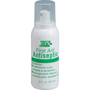 3 oz Antiseptic Pump Spray