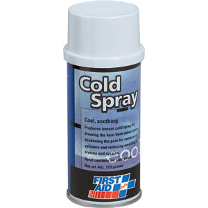 4 oz Aerosol Cold Spray