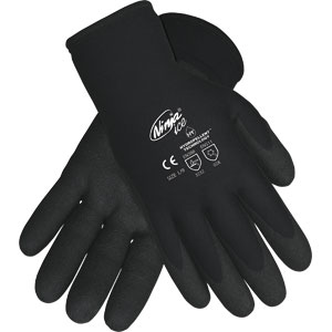 Ninja Ice Insulated Gloves w/HPT