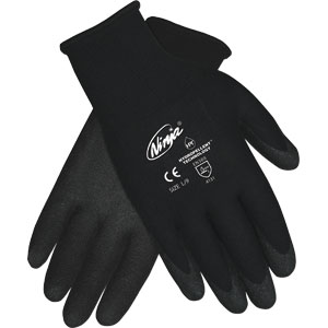 Ninja Athletic Grade Gloves, w/HPT