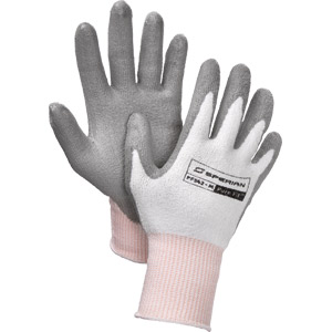 White HPPE Fiber Liner General Purpose Gloves