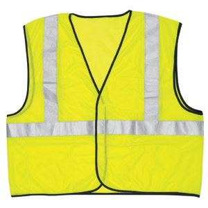 VEST CL2 MESH XL LIME