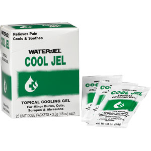 Water-Jel Cool Jel (25/Box)