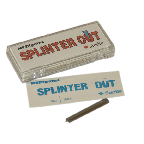 Splinter Out (10/Pkg)