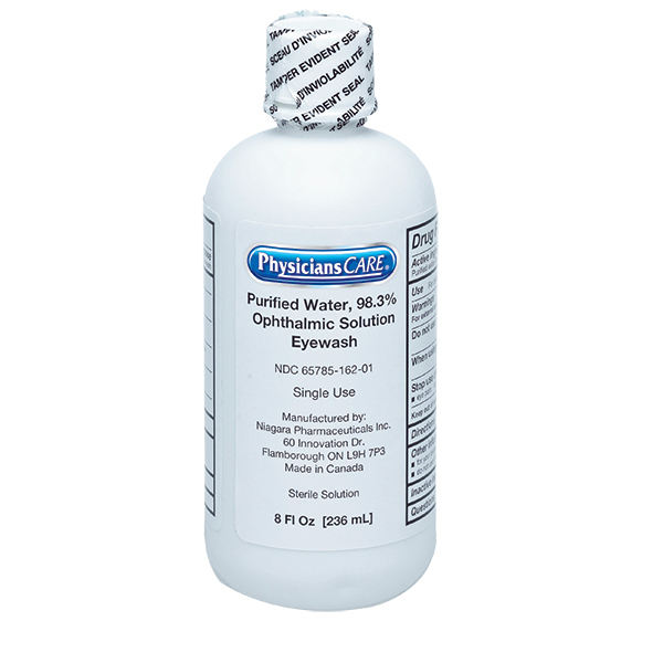 Eye Flush Bottle (8 oz)