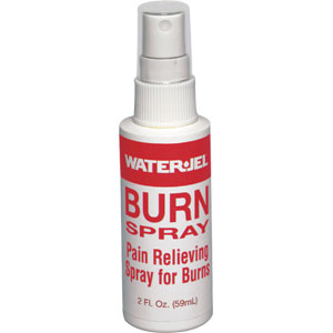 Water-Jel Burn Spray, Pump (2 oz)
