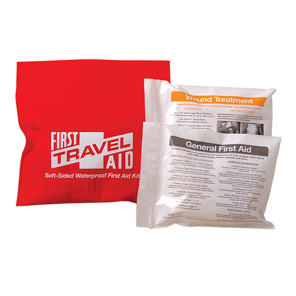Soft Pack Super Travel Kit