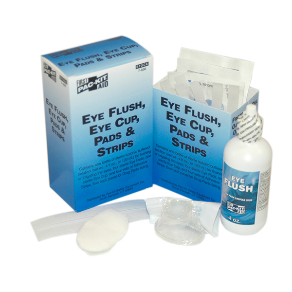 Eye Flush Kit (4 oz)