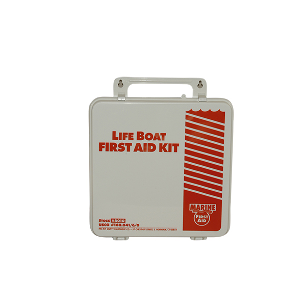 115-Piece Life Boat First Aid Kit <br> U.S. Coast Guard Approved!
