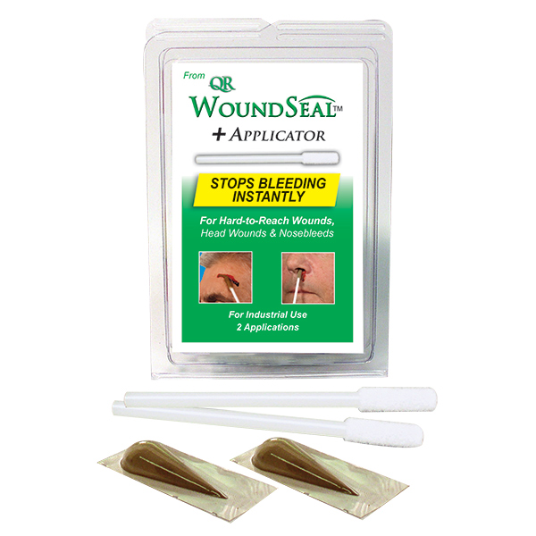 WoundSeal Blood Clot Powder, Applicator Packs (2/Pkg)