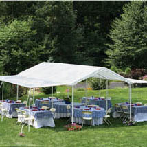 20-24' Wide Canopies