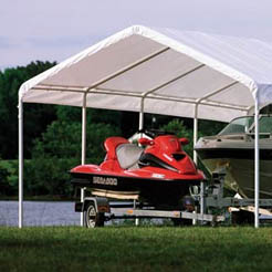18' Wide Canopies