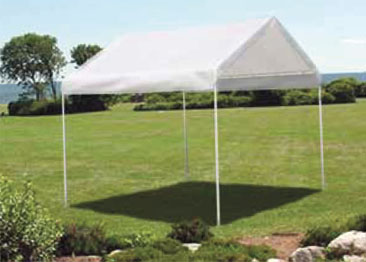 10'W x 10'L x 9'6&quot;H - MAX all Purpose Canopy <br> Free Shipping!!! </br>