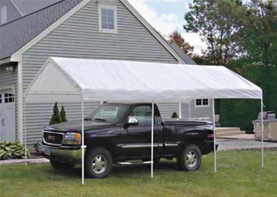 10'W x 20'L x 9'6&quot;H - MAX AP Canopy 8-Leg <br> Free Shipping!!! </br>