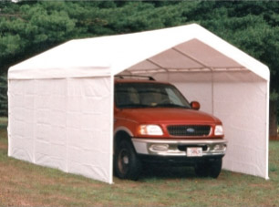 10'W x 20'L x 9'6&quot;H - Super Max 2-in-1 Canopy Pack <br> Free Shipping!!! </br>