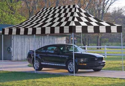 10'W x 20'L x 11'2&quot;H - Store It Pop-up Straight Leg Canopy <br> Free Shipping!!! </br>