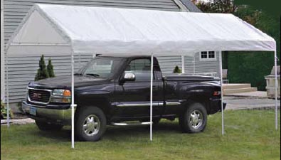 10'W x 20'L x 9'6&quot;H - 2-in-1 Canopy w/Enclosure Kit 8-Leg <br> Free Shipping!!! </br>