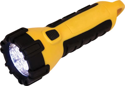 LED Carabineer Flashlight
