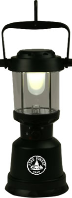 Remote Phosphor Technology Lantern