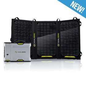 Sherpa 100 Solar Kit <br> Free Shipping!
