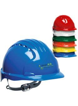 Bullard Cap Style Hard Hat Rutchet Suspension OSHA Approved!