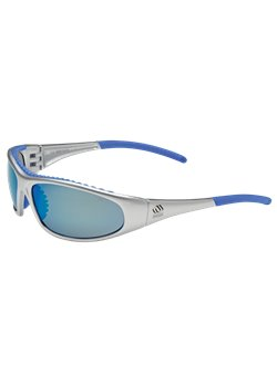 Flashfire Blue Mirror Glasses