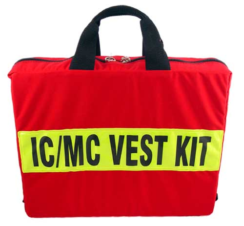 IC/MC Vest Case for 10 Vests