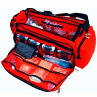 Firefighter EMT Trauma Bags