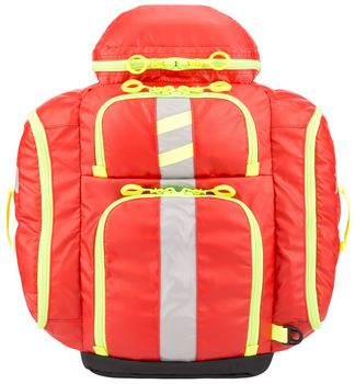 G3 Red Perfusion EMS Backpack <Br> BBP Resistant!