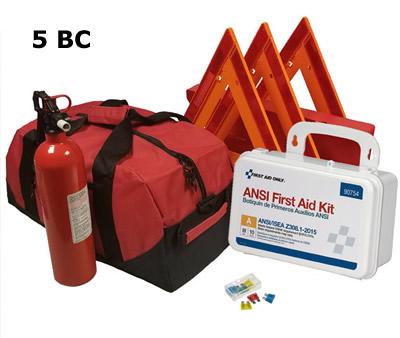 DOT Compliant FMVSS125 Kits