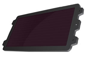 6 Watt 12V Amorphous Solar Panel