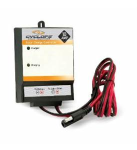 10 Amp Solar Charge Controller