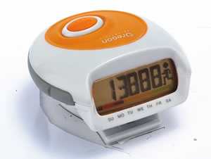 Pedometer with Calorie Counter