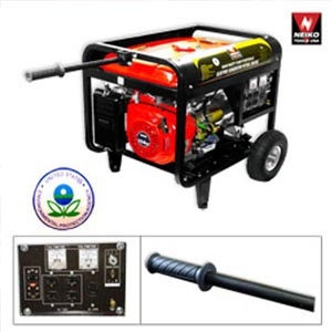13 HP 8000 watt Portable Generator<br> Free Shipping!