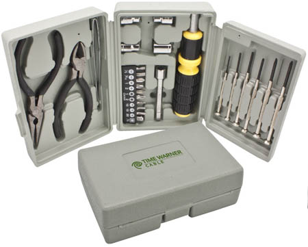 TRIFOLD TOOL SET