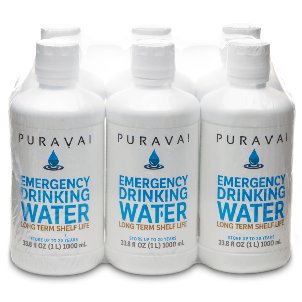 Puruvai 132 Cases of Water on a Pallet (792 Bottles)</br>20 Year Guarentee</br>BPA Free HDPE bottles